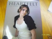 HEARTFELT by KIM HARGREAVES -inc kidsilk haze, big wool